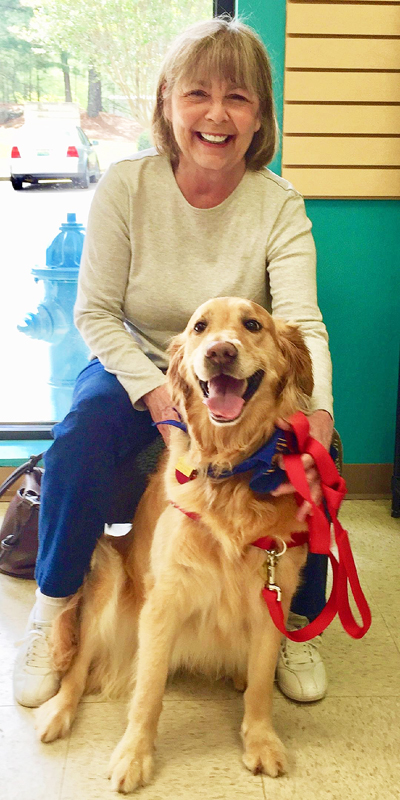 9daba942d Sadie VIII - ADOPTED Apr 22, 2019 - Sweet, smiling Sadie has gone up to the  top of Tennessee to live with her new mom who is loving her to pieces.